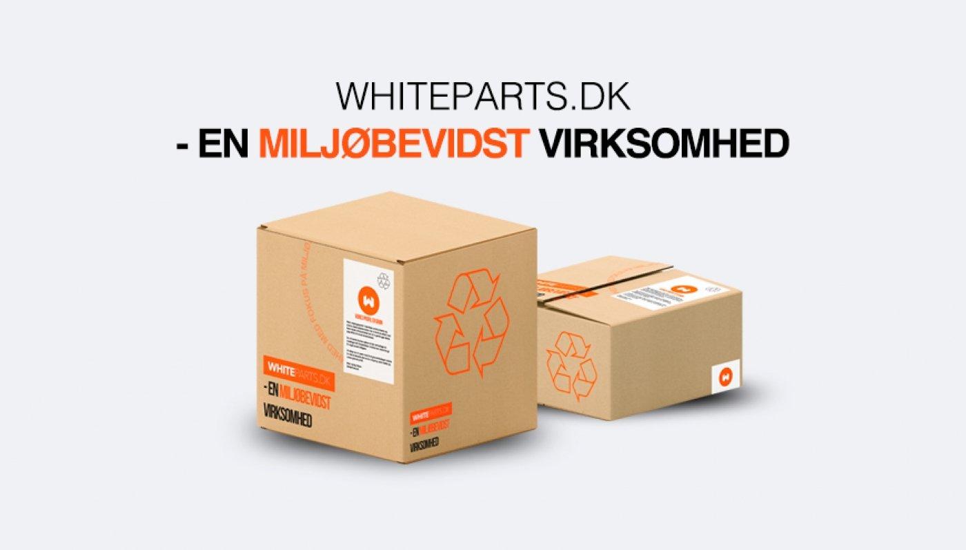 Whiteparts.dk en miljøbevidst virksomhed